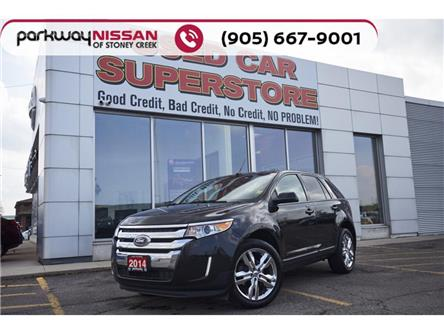 2014 Ford Edge SEL (Stk: N21296A) in Hamilton - Image 1 of 23