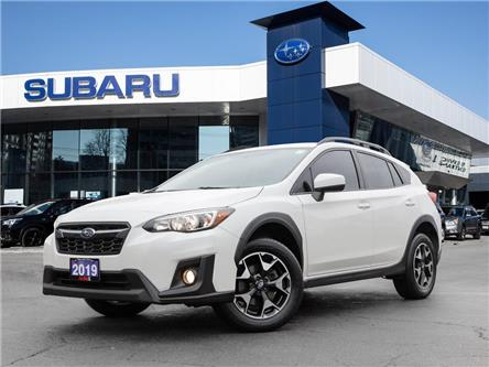 2019 Subaru Crosstrek Touring CVT >>No accident<< (Stk: 18544A) in Toronto - Image 1 of 25