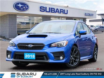 2018 Subaru WRX Sport-tech (Stk: US1227) in Sudbury - Image 1 of 23
