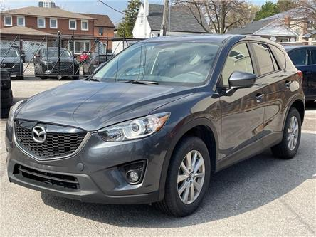 2014 Mazda CX-5 GS (Stk: 211107A) in Toronto - Image 1 of 10