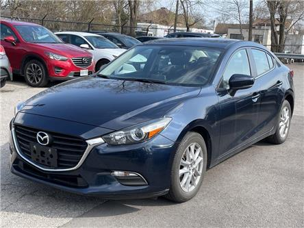 2017 Mazda Mazda3 GS (Stk: 21204A) in Toronto - Image 1 of 9