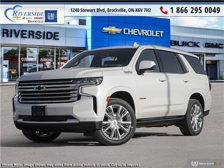 2021 Chevrolet Tahoe High Country (Stk: 21-234) in Brockville - Image 1 of 10