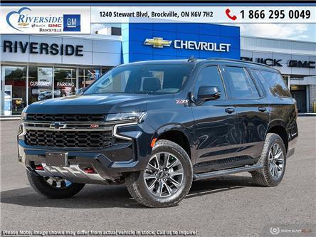2021 Chevrolet Tahoe Z71 (Stk: 21-235) in Brockville - Image 1 of 22