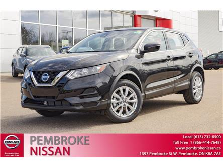 2021 Nissan Qashqai S (Stk: 21075) in Pembroke - Image 1 of 30