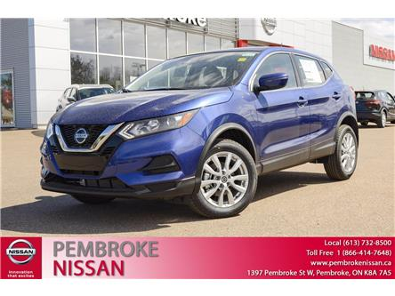 2021 Nissan Qashqai S (Stk: 21084) in Pembroke - Image 1 of 27
