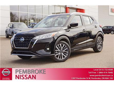 2021 Nissan Kicks SV (Stk: 21096) in Pembroke - Image 1 of 30
