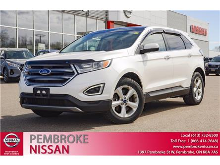 2017 Ford Edge Titanium (Stk: 21040A) in Pembroke - Image 1 of 30