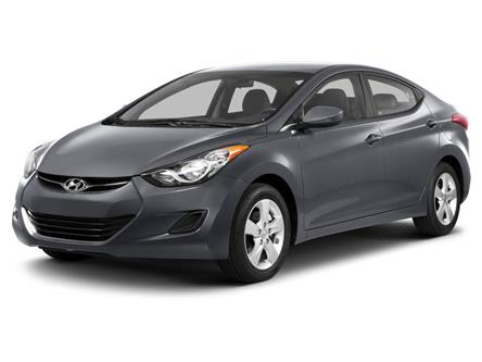 2013 Hyundai Elantra GL (Stk: 30763A) in Scarborough - Image 1 of 7