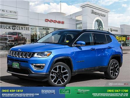 2018 Jeep Compass Limited (Stk: 14009) in Brampton - Image 1 of 30