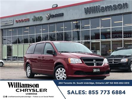 2014 Dodge Grand Caravan SE/SXT (Stk: W6634) in Uxbridge - Image 1 of 21