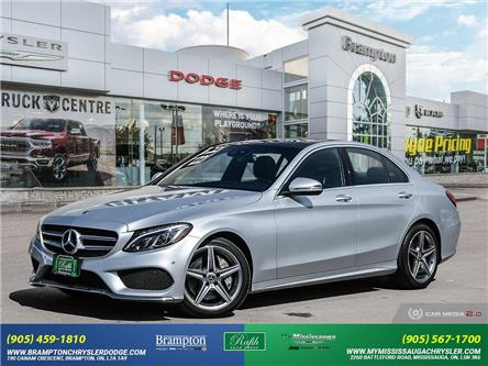 2017 Mercedes-Benz C-Class Base (Stk: 13993) in Brampton - Image 1 of 30