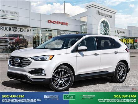 2019 Ford Edge Titanium (Stk: 14006) in Brampton - Image 1 of 30