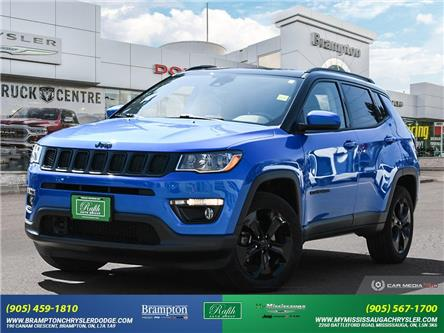 2019 Jeep Compass North (Stk: 21353A) in Brampton - Image 1 of 30