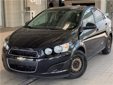 2015 Chevrolet Sonic LT Auto (Stk: 22677A) in Kingston - Image 1 of 11