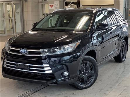 2017 Toyota Highlander Hybrid XLE (Stk: 22782A) in Kingston - Image 1 of 13