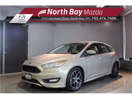 2015 Ford Focus SE (Stk: 21135A) in North Bay - Image 1 of 26