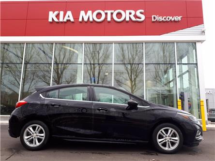 2017 Chevrolet Cruze Hatch LT Auto (Stk: X5054A) in Charlottetown - Image 1 of 8