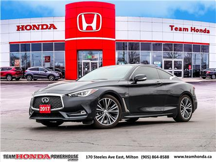 2017 Infiniti Q60  (Stk: 21071A) in Milton - Image 1 of 29