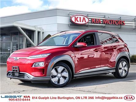 2019 Hyundai Kona EV  (Stk: 2587) in Burlington - Image 1 of 28