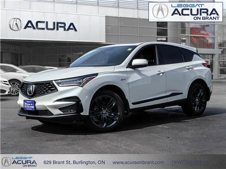 2019 Acura RDX A-Spec (Stk: 4466) in Burlington - Image 1 of 30