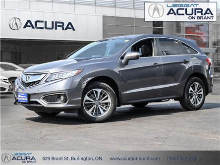 2018 Acura RDX Elite (Stk: 21141A) in Burlington - Image 1 of 30