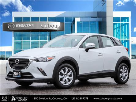 2019 Mazda CX-3 GX (Stk: U0541) in Cobourg - Image 1 of 30