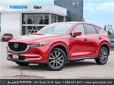 2018 Mazda CX-5 GT (Stk: P5766) in Ajax - Image 1 of 30