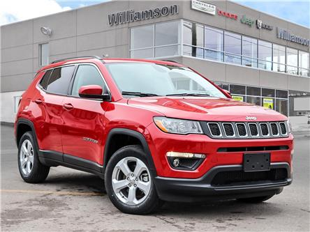 2021 Jeep Compass North (Stk: 098-21) in Lindsay - Image 1 of 27