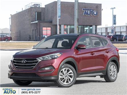 2016 Hyundai Tucson Luxury (Stk: 233979) in Milton - Image 1 of 22