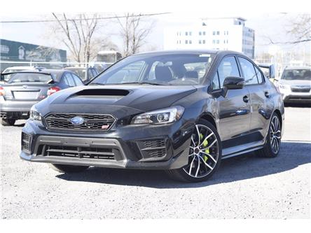 2021 Subaru WRX STI Sport-tech w/Wing (Stk: SM402) in Ottawa - Image 1 of 28