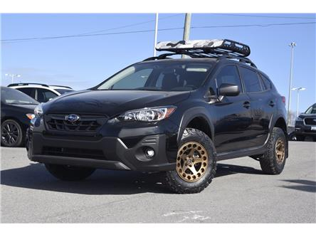2021 Subaru Crosstrek Outdoor (Stk: P2484) in Ottawa - Image 1 of 28