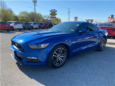 2017 Ford Mustang  (Stk: M4617) in Sarnia - Image 1 of 15