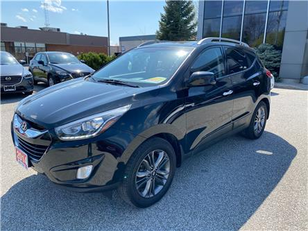 2014 Hyundai Tucson Limited (Stk: M4593) in Sarnia - Image 1 of 10