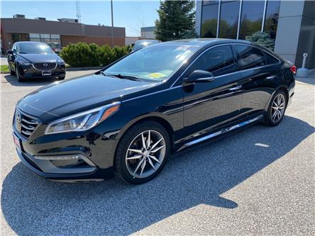2017 Hyundai Sonata 2.0T Sport Ultimate (Stk: M4578) in Sarnia - Image 1 of 10