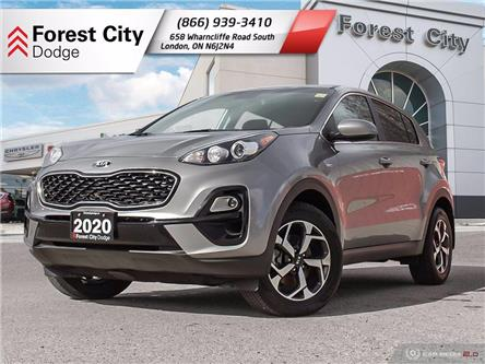 2020 Kia Sportage LX (Stk: 21-CC001A) in London - Image 1 of 29
