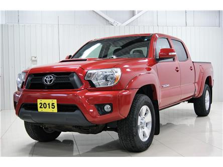 2015 Toyota Tacoma V6 (Stk: P6229A) in Sault Ste. Marie - Image 1 of 14