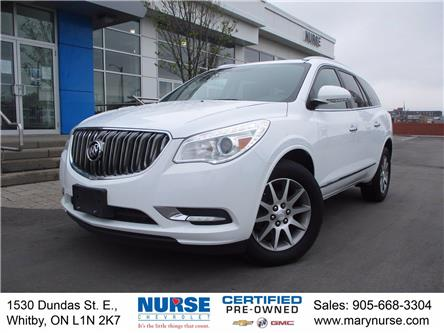 2017 Buick Enclave Leather (Stk: 10X507) in Whitby - Image 1 of 27