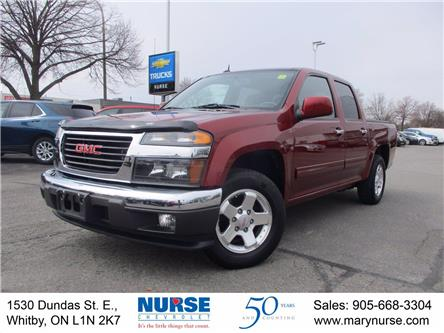 2010 GMC Canyon SLE (Stk: 10X475B) in Whitby - Image 1 of 22