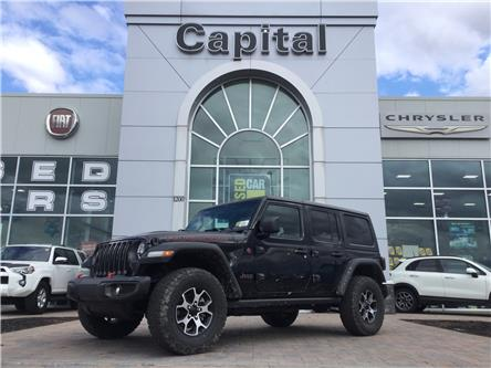 2021 Jeep Wrangler Unlimited Rubicon (Stk: M00131) in Kanata - Image 1 of 23