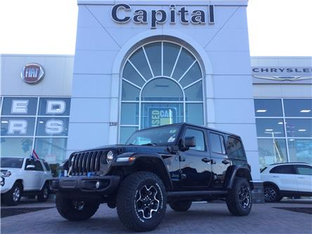2021 Jeep Wrangler Unlimited 4xe Rubicon (Stk: M00393) in Kanata - Image 1 of 28