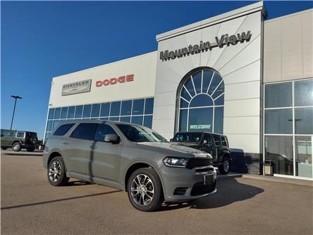 2020 Dodge Durango GT (Stk: P3663) in Olds - Image 1 of 29