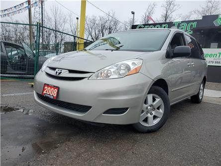 2008 Toyota Sienna LE 7 Passenger (Stk: 5575) in Mississauga - Image 1 of 30