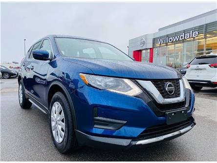 2020 Nissan Rogue S (Stk: E7806A) in Thornhill - Image 1 of 20