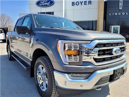 2021 Ford F-150 XLT (Stk: F3165) in Bobcaygeon - Image 1 of 23