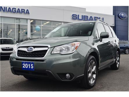 2015 Subaru Forester 2.5i Limited Package (Stk: S5725A) in St.Catharines - Image 1 of 27