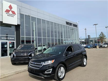 2018 Ford Edge SEL (Stk: 7715A) in Edmonton - Image 1 of 24