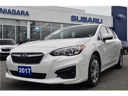 2017 Subaru Impreza Convenience (Stk: Z1874) in St.Catharines - Image 1 of 23