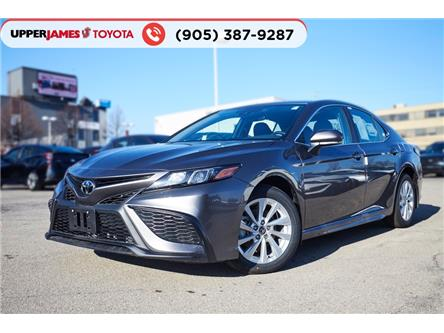 2021 Toyota Camry SE (Stk: 210233) in Hamilton - Image 1 of 18