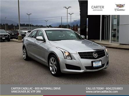 2013 Cadillac ATS 2.0L Turbo (Stk: 974620) in North Vancouver - Image 1 of 26