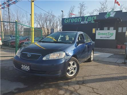 2006 Toyota Corolla Sport (Stk: 5586) in Mississauga - Image 1 of 24